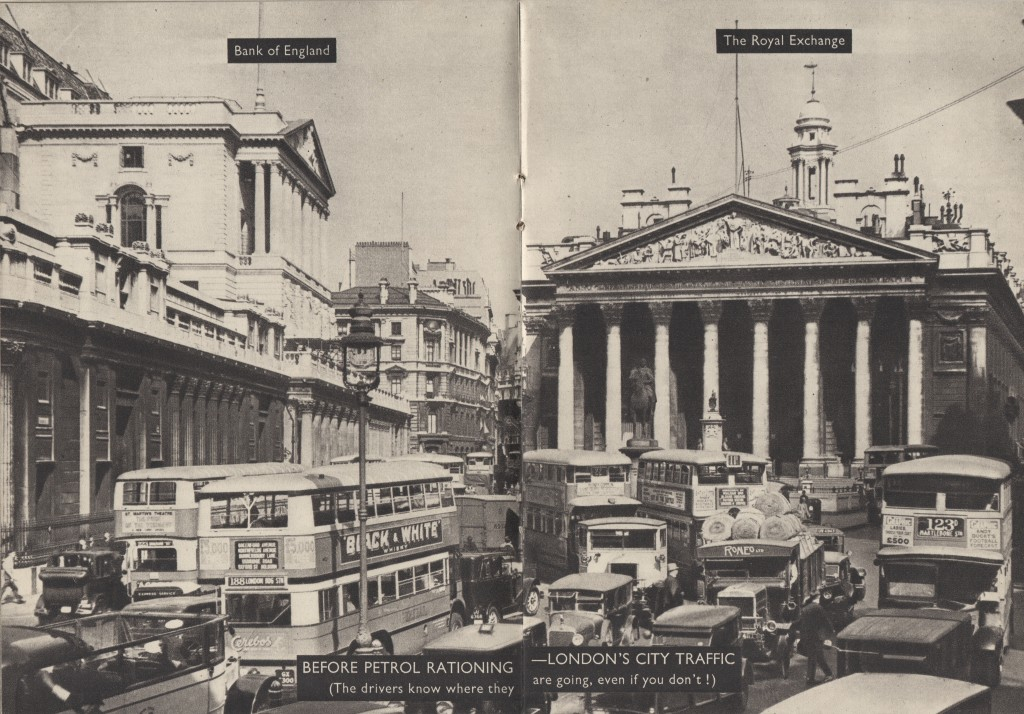 This is London: A World War II Souvenir That Wasn't For The Locals